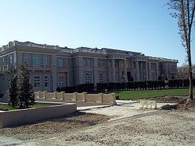 Putin palace construction