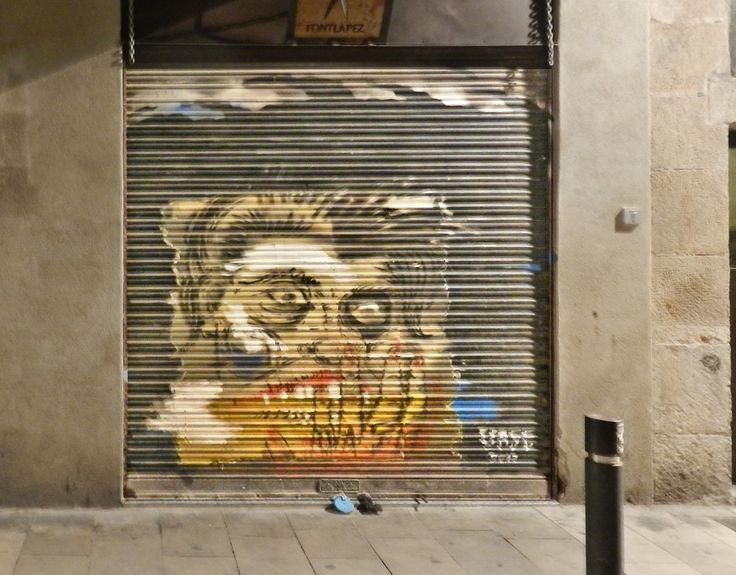 Barcelona 2014 - Street Art 6