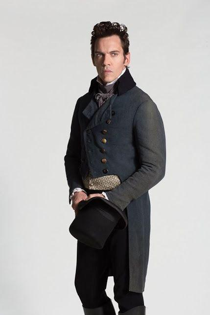 Roots Character Promotional Stills as Tom Lea Jonathan Rhys Meyers #jonathanrhysmeyers #jrm