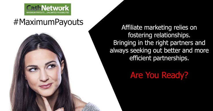 CPA and Affiliate Marketing