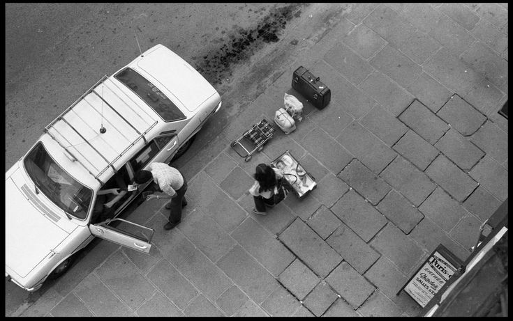 Henri Hadida: de retour, Paris 1975
