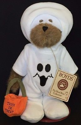BOYDS-BEARS-TEDDY-BEAR-10-HALLOWEEN-PLUSH-JEREMIAH-BOOBEAR-EXCLUSIVE-919849