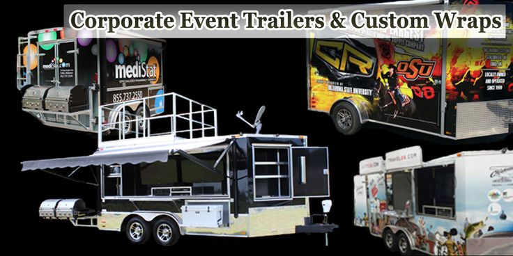 Tailgating Trailers For Sale   Custom Tailgate Trailers   Custom Party Trailers   Tailgate Trailers For Sale   Promotional Trailers In The Southeast   Ready-To-Roll-Trailers.com