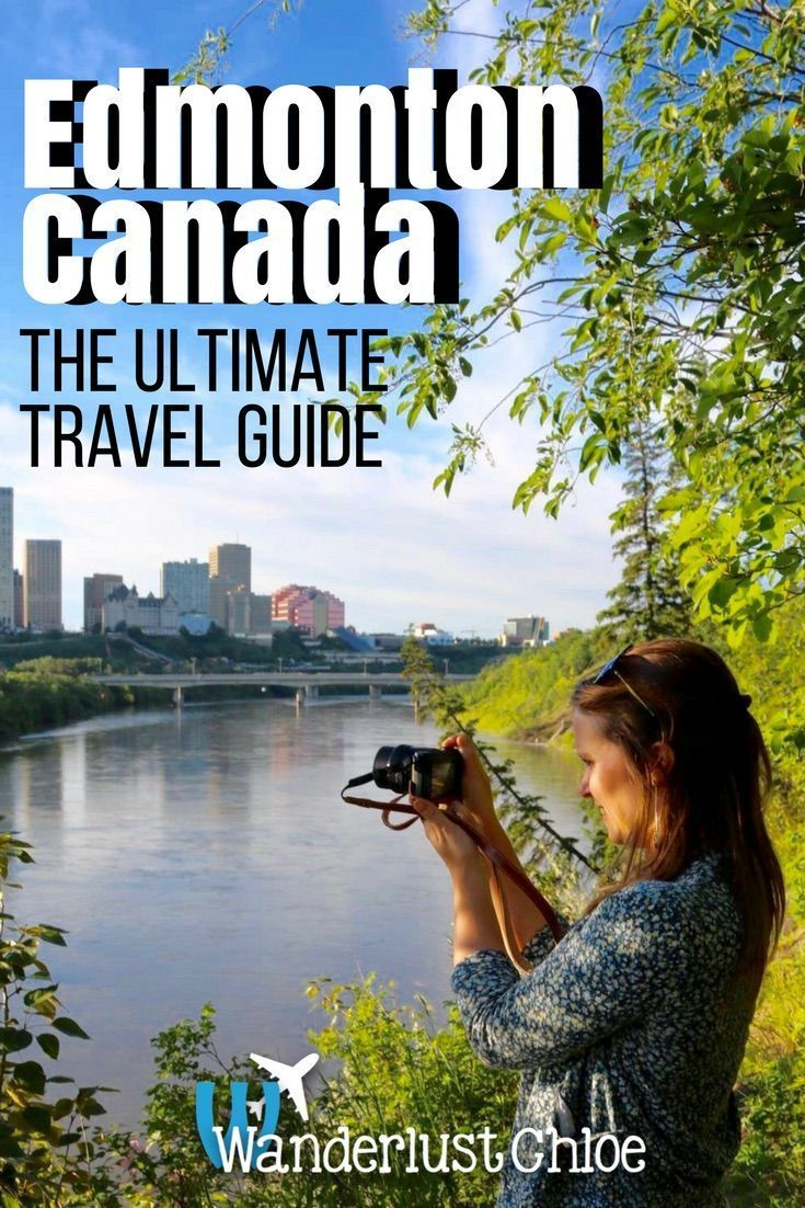 Edmonton, Canada: The Ultimate Travel Guide. Find out the top things to do, where to stay, where to eat and drink, and some insider information to help you plan your holiday to Edmonton, Canada. https://www.wanderlustchloe.com/edmonton-canada-travel-guide/