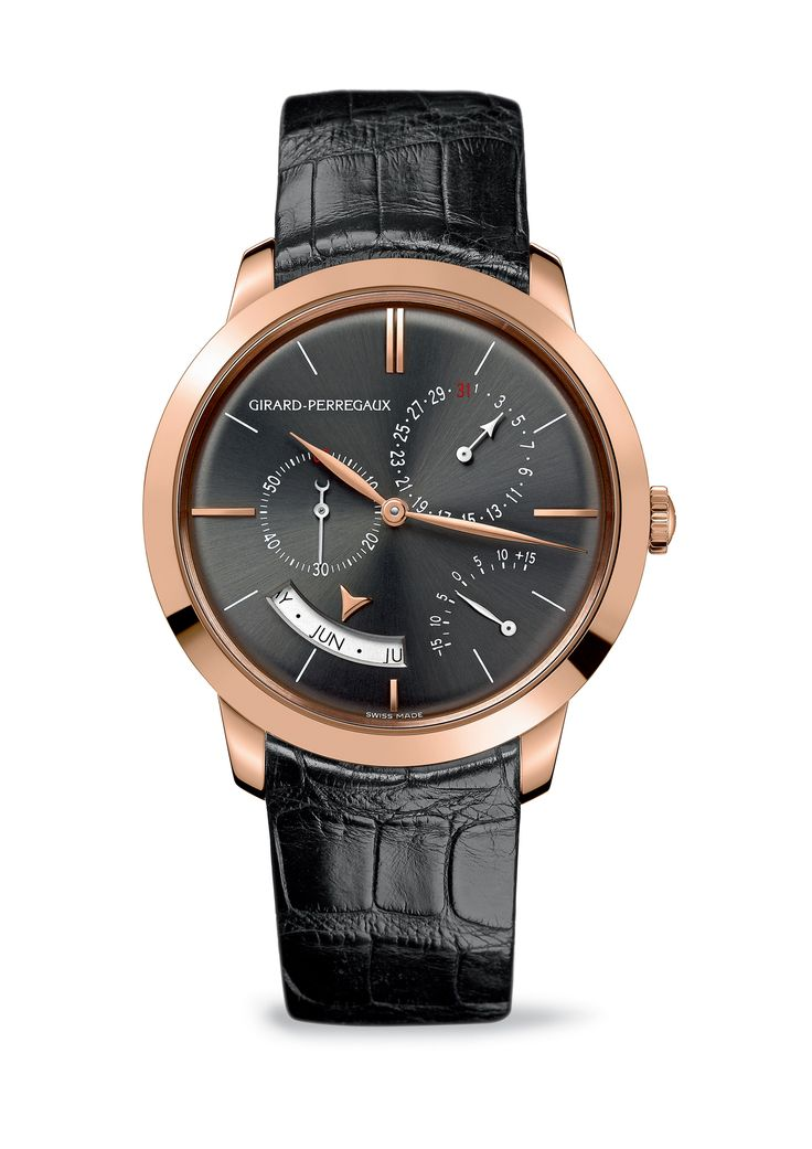 The Girard-Perregaux 1966 Annual Calendar With Equation of Time
