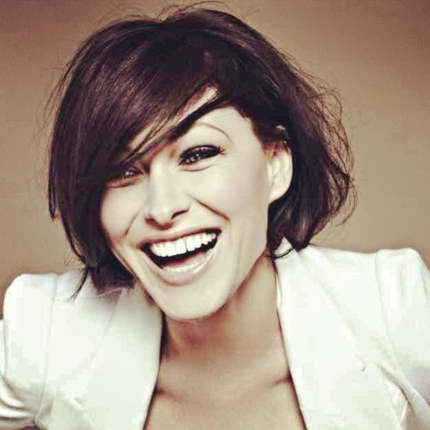 Emma Willis - beautiful TV presenter, genuine and natural