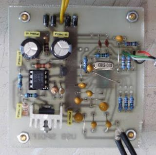 USB SPDIF DAC with IC PCM 2902 - Electronic Circuit