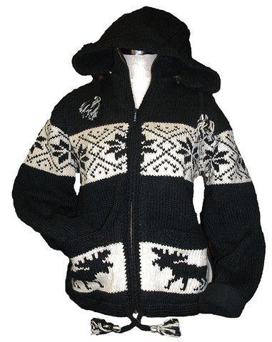 Moose Wool Jacket - Unisex – Real Wool Shop
