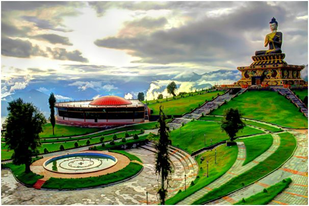 Spirituality, Adventure and Beauty. Here in Sikkim is breath taking