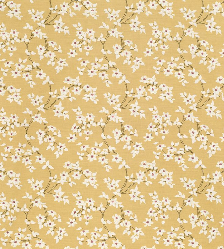Interior Trends, Meadow Wildflower | Malleny Fabric by Nina Campbell | Jane Clayton