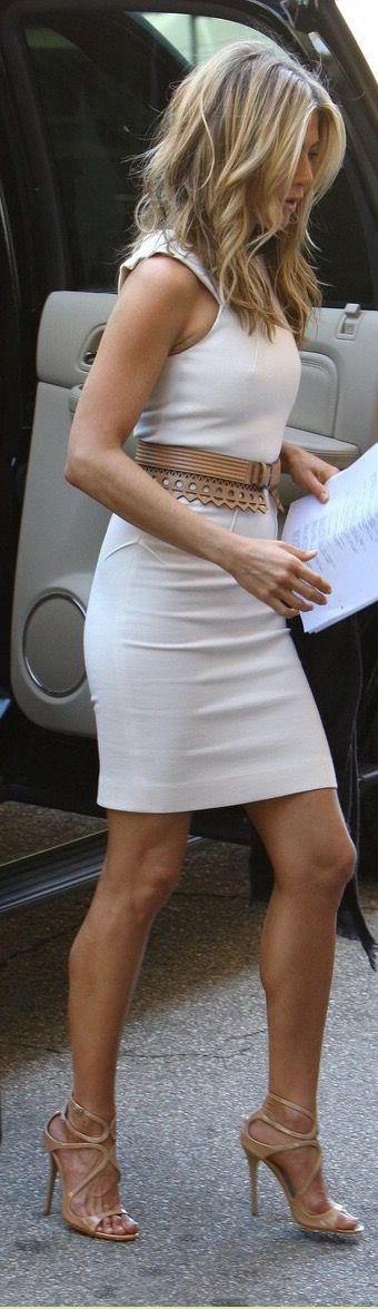 Jennifer Aniston has great legs Clothing, Shoes & Jewelry - Women - women's belts - http://amzn.to/2kwF6LI
