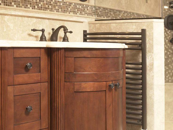 Great Addition To Any Bathroom: Top Knobs Edwardian Ribbon U0026 Reed Knob 1 1/