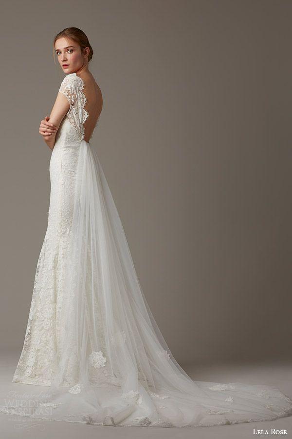 Backless Wedding Dresses Designer Fashion 2017 Wedding Dresses ...