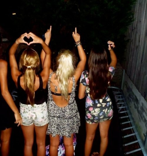 :)Summer Concerts, Best Friends, Late Night, Middle Fingers, Bestfriends, Summer Parties, Girls Night, Summer Nights, Young