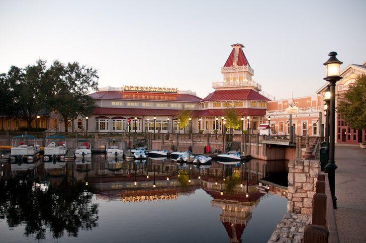 Disneys Port Orleans Rivers