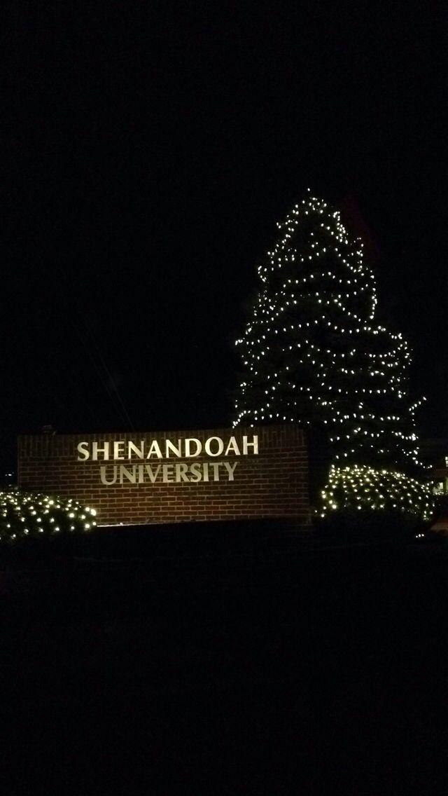 Shenandoah University Christmas
