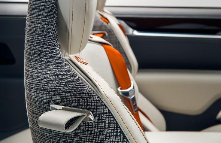 gashetka:  2014 | Volvo Concept Estate | Interior Detales|Source