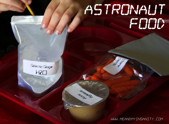 astronaut snacks from the 70s - photo #20