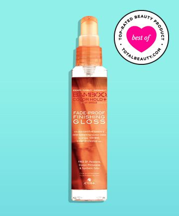 I have to try this!   The Best No. 4: Alterna Bamboo UV Color Protection Fadeproof Fluide, $24 #SummerReads #Penguin Teens