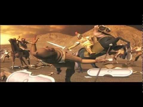 Η πορεία του στρατηλάρχη Μέγα Αλέξανδρου σε 3D κινούμενα σχέδια - Η ΔΙΑΔΡΟΜΗ ®