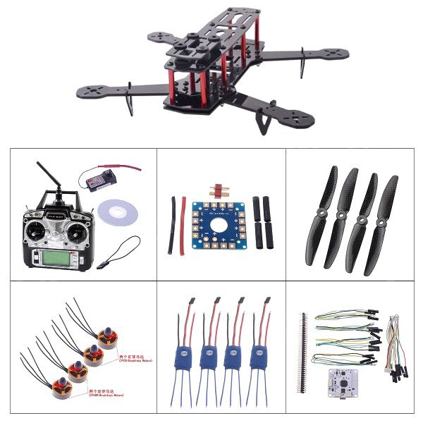 Shop For DIY Drone Kits Build A Mini With The Combo Kit Classroom