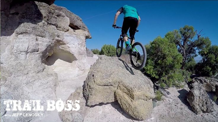 Jeff Lenoskys top tips for riding flat pedals - Mountain Bikes For Sale