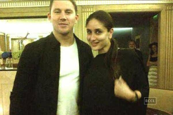 Channing Tatum & Kareena - PICS: Kareena Kapoor, Saif Ali Khan's family vacation in London