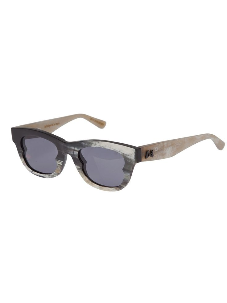RIGARDS square frame sunglasses