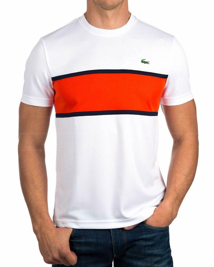 Camisetas Lacoste ® Hombre - FKA | ENVIO GRATIS