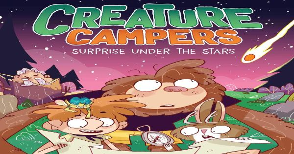 Join These Campers For Another Adventure In Surprise Under The Stars The Better Man Project Online Books For Kids Character Sketch