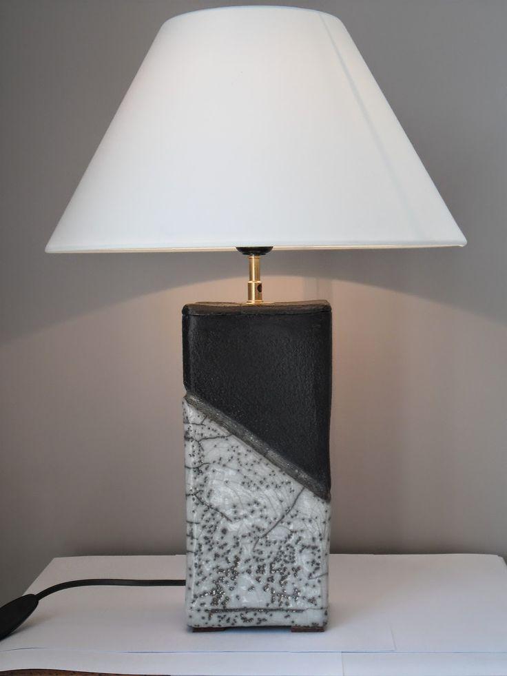 les 26 meilleures images du tableau pied de lampe sur pinterest luminaires lampes de nuit et. Black Bedroom Furniture Sets. Home Design Ideas