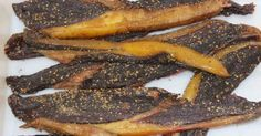 Beef and Game Biltong Recipe