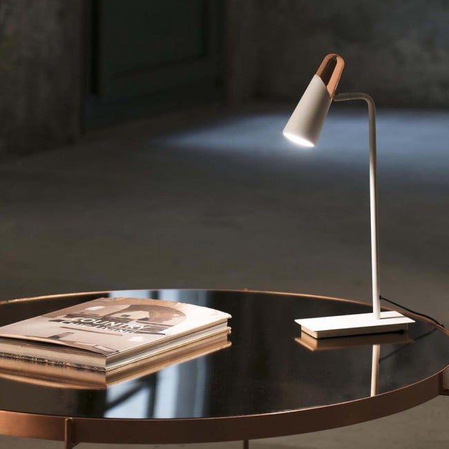 Led Table Lamp Lao 4 5w Faro Barcelona Wonderlamp Shop Led Table Lamp Table Lamp Lamp