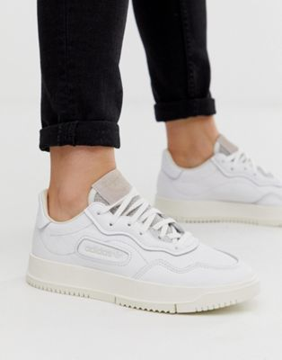 aaf579e9244a adidas Originals SC Premiere trainers in white in 2019 | S/S ...