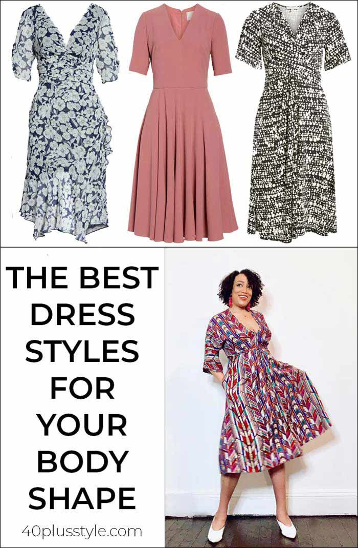 How to pick a summer dress to suit your body type – The best dress styles