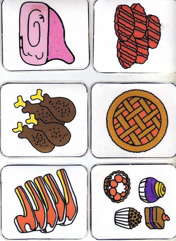 Winkelspel voor kleuters, free printabele / shop for preschool no. 2