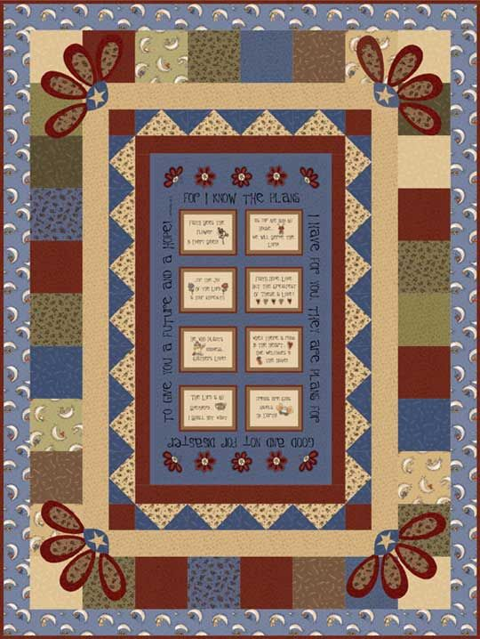 111 best Quilts with Center Panel images on Pinterest Panel quilts, Quilt patterns and ...