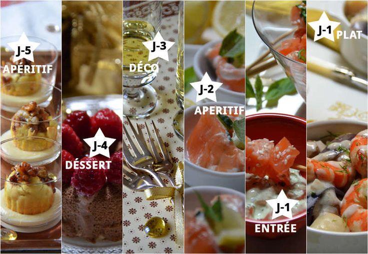 1000 id es sur le th me menu de noel original sur for Repas original pour anniversaire