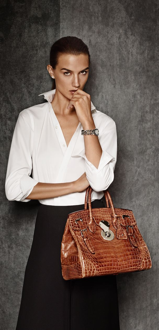 Timeless chic: the RL Icons embody modern luxury and sophistication