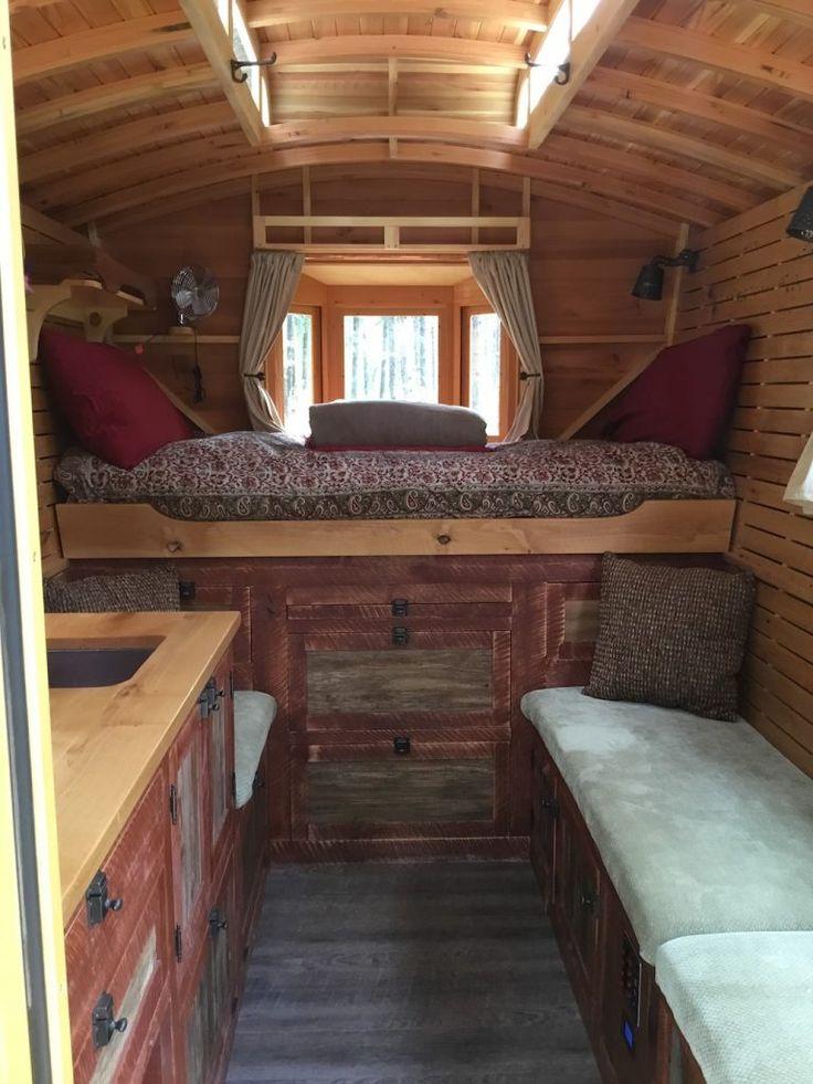Best 25 Gypsy Wagon Interior Ideas On Pinterest Gypsy