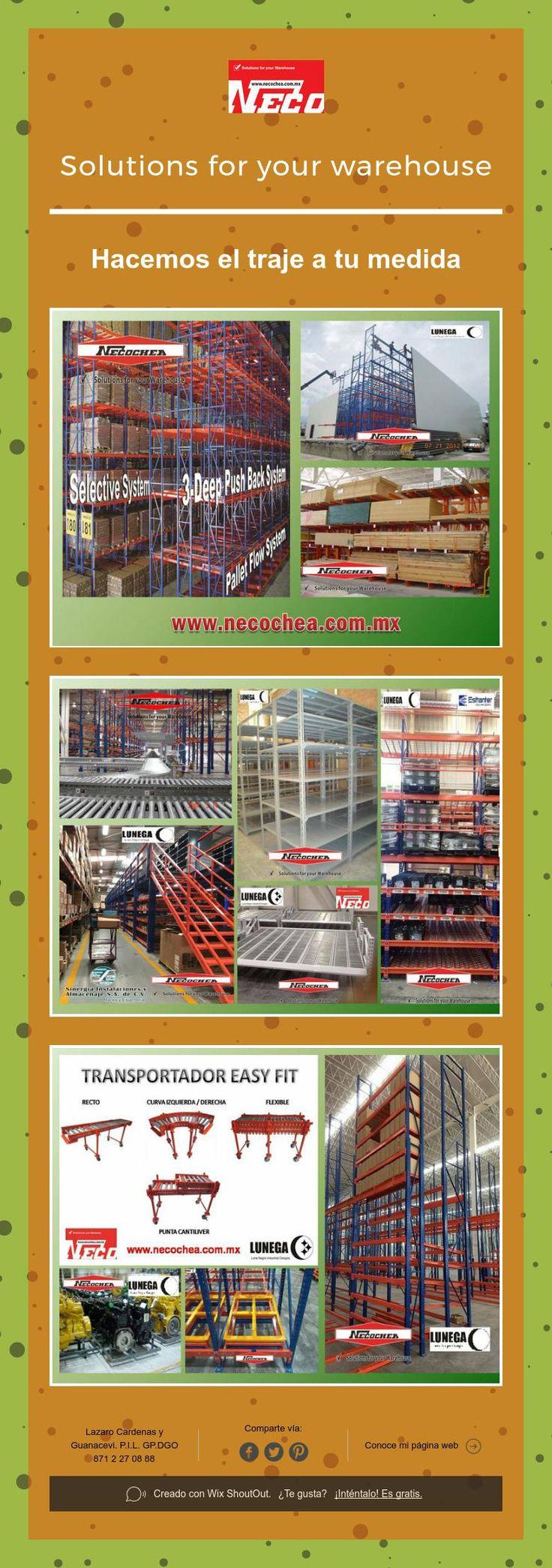 necochea estanteria metalica sistemas de almacenaje anaqueles metalicos racks industriales rack metalico racks