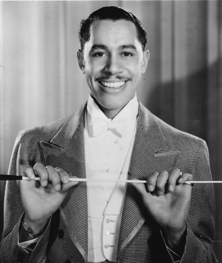 "Cab Calloway | Vintage Black GlamourCabell ""Cab"" Calloway III (1907 – 1994), jazz singer and bandleader, strongly associated with the Cotton Club in Harlem, New York City, where he was a regular performer in the 1920s-1930s.Black History Album Find Us On Tumblr 
