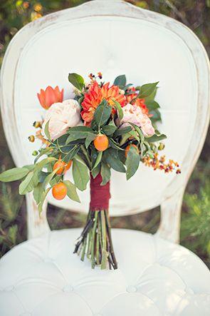 Ahhh-mazing #rustic #fall #wedding #bouquet http://www.bridalbar.com/real-weddings/rustic-wedding-photo-shoot-fall