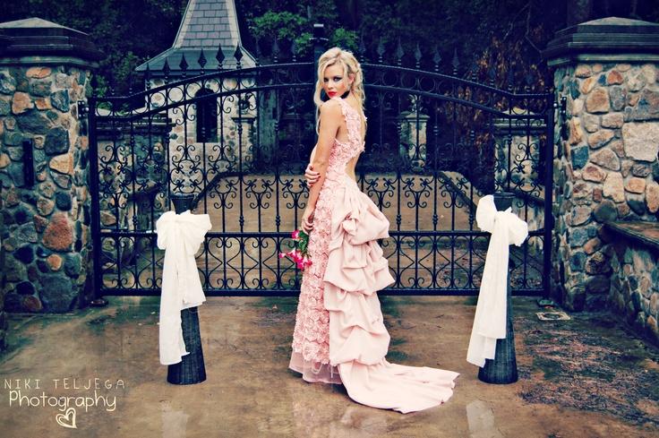 Designer/Photographer  Niki Teljega- Fashion Label