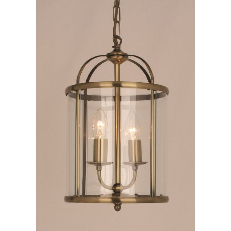 Vintage Style Entrance Hall: Wellington Collection ORLY Small Entrance Hall Lantern