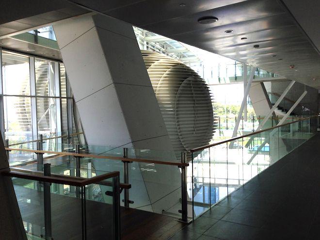 Israel's green LEED Platinum building – Porter School of Environmental Studies