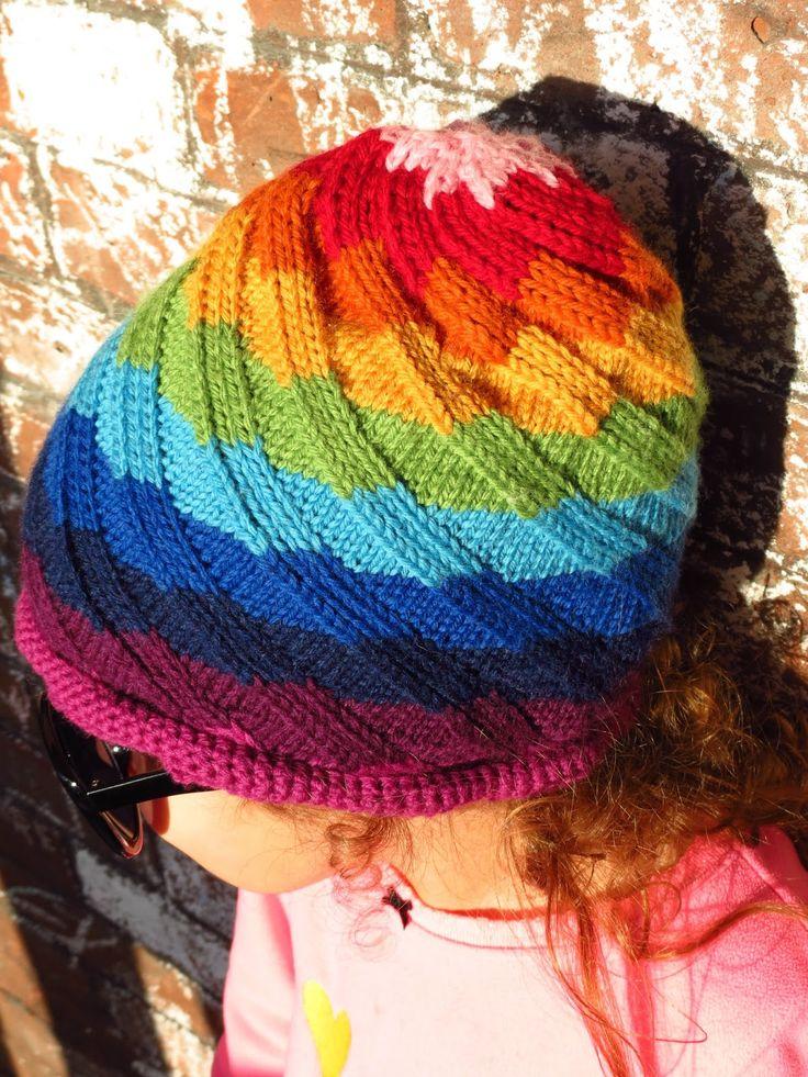 Rainbow «Odessa» hat L'Araignée Gambadeuse