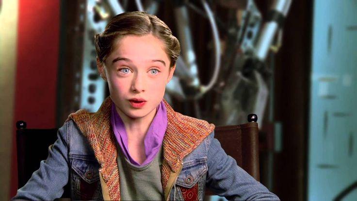 Disney movie acting scenes study