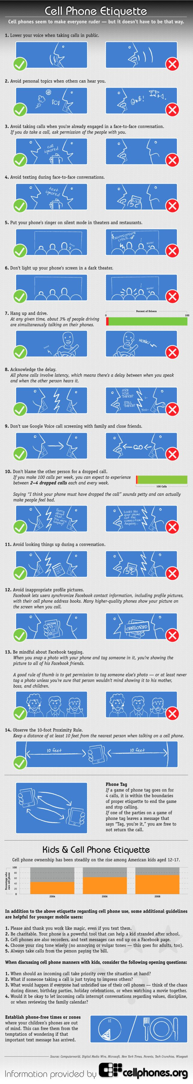 best images about teaching technologies texting guidelines to cell phone etiquette although i will say i am guilty of number also if somebody texts or calls you you don t respond back on other forms of
