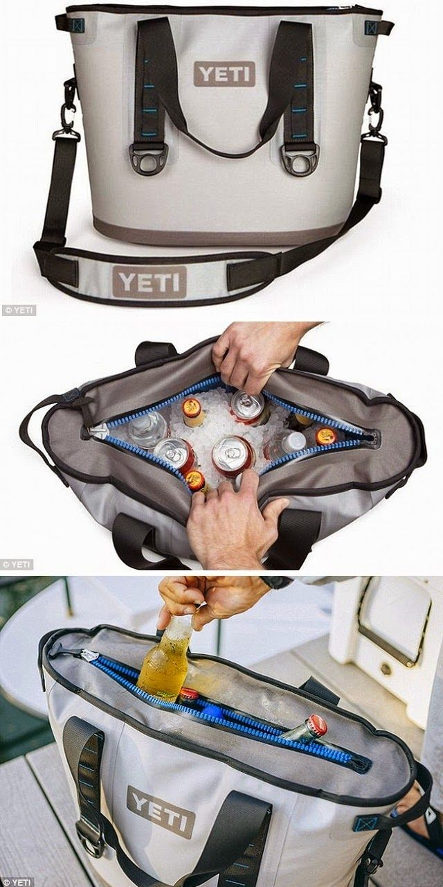 Yeti Hopper World`s First Compact Carry-able Coolers http://www.dixiepickersstore.com/